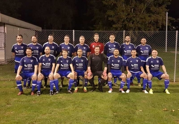 Senioren 30+ des FC Mellingen