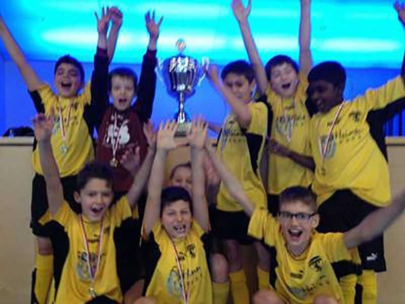 Junioren Ea: Erneuter Sieg am Bolliger-Cup