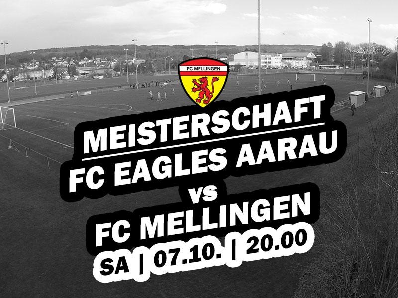 1. Mannschaft: 10. Runde - Auswärtsspiel in Aarau
