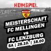 13. Runde - Heimspiel gegen Lenzburg