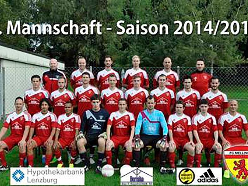 2. Mannschaft a: Trotz Niederlage Ligaerhalt