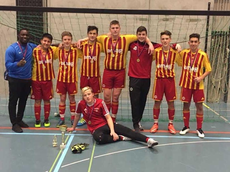 Erfolgreiche FCM-Junioren