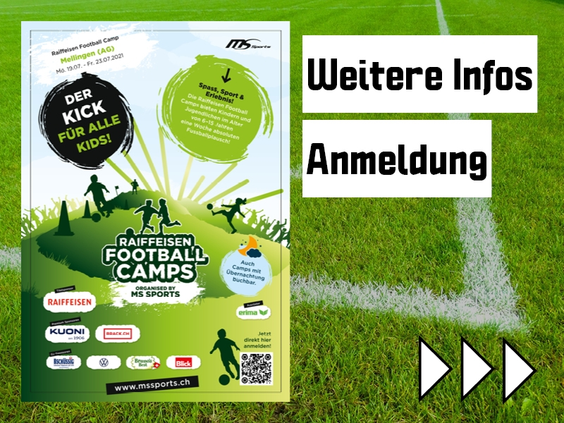 Herzlich willkommen beim FC Mellingen